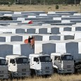 Ukraine Starts Looks Out For Russian Help Trucks
