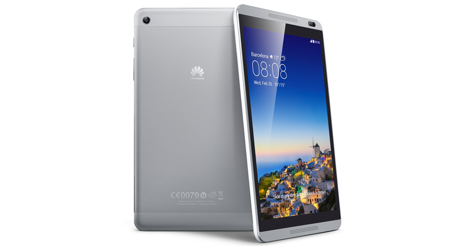 Huawei MediPad M1: Interesting Design Android Tablet