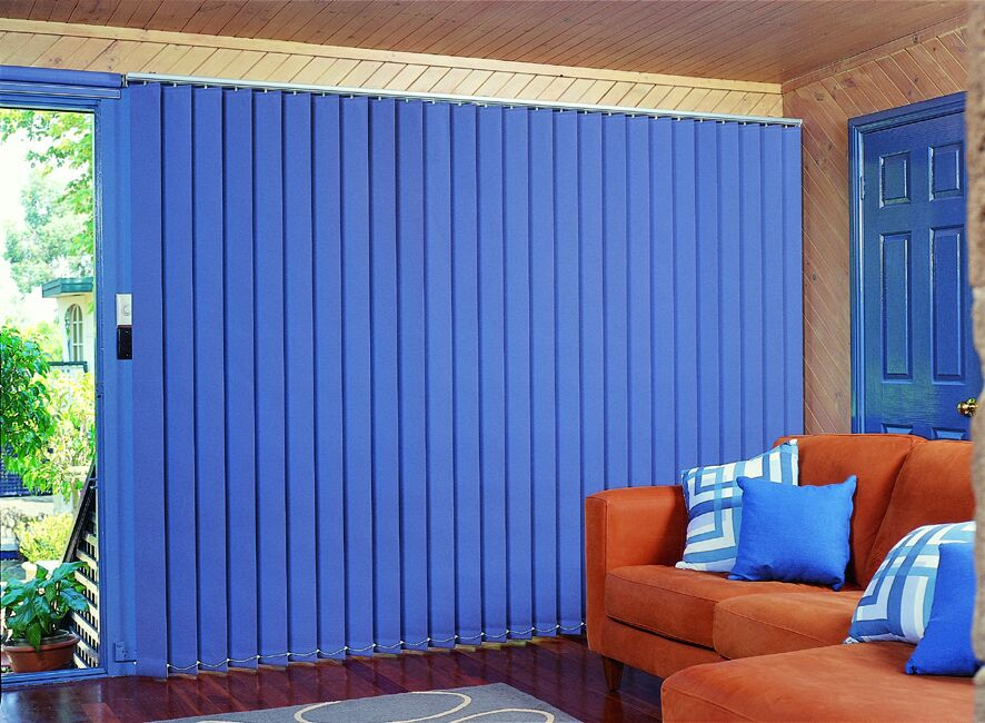 Spruce Up Your Living Space With Replacement Vertical Blinds!