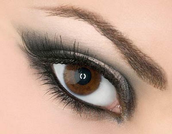 Interesting Eye Shadows Ideas For Brown Eyes