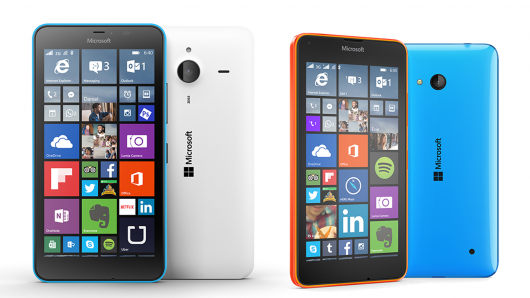 New Microsoft Lumia 640 XL