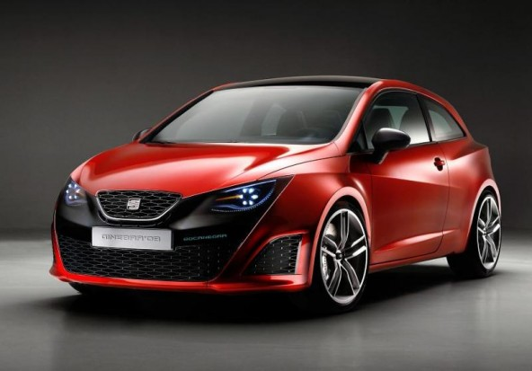 The All New SEAT IBIZA