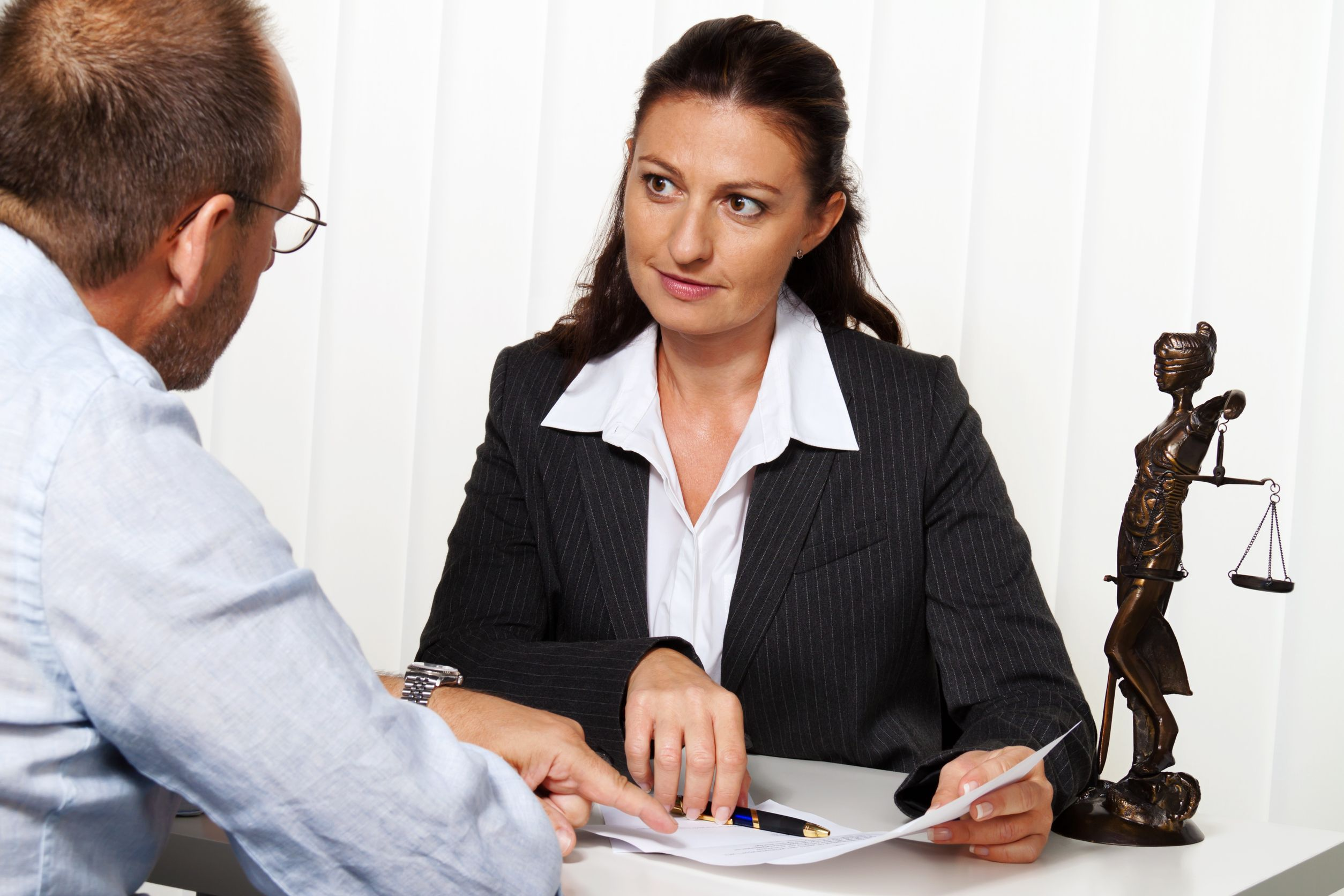 Professional Legal Assistance When You Need It Most