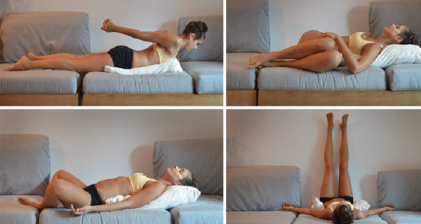 6 Best Yoga Poses Before Bed