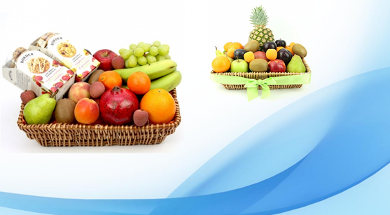Ideas To Make Luxury Fruit Baskets At Home