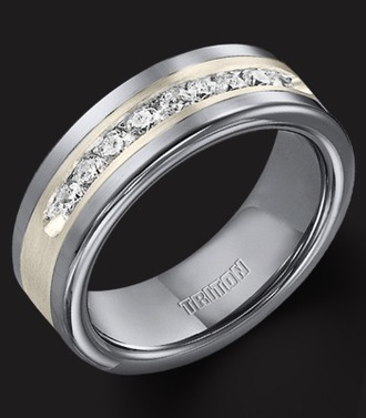 What To Consider When Buying A Tungsten Wedding Band For A Man