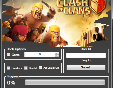 The Latest Clash Of Clans Cheats Tool