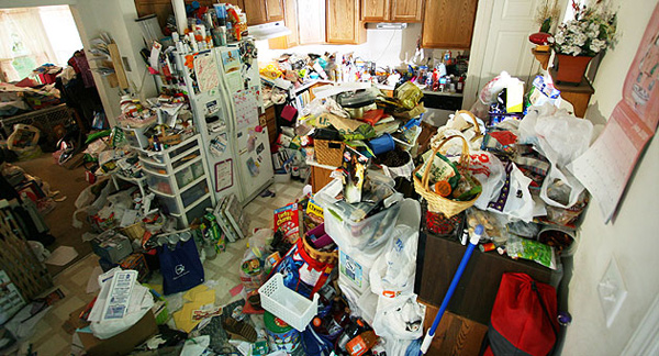 5 Tips To Help A Hoarder Clean Up