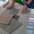 DIY Cement Tile Installation