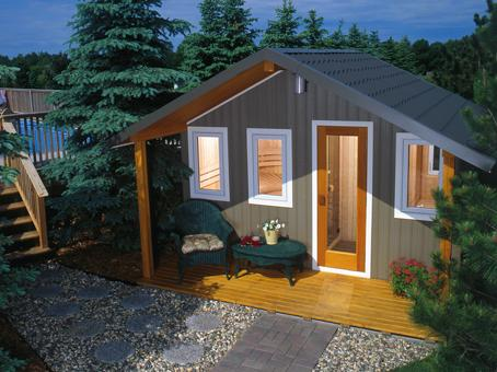 Sauna Kits Have Simplified The Construction Of Sauna Kits At Homes