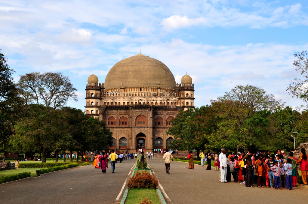 Turn Back The Golden Pages Of Royal Architecture At Bijapur