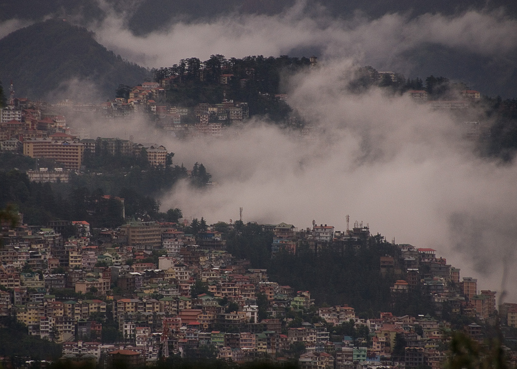 The Saga Of The 7 Hills Of Shimla