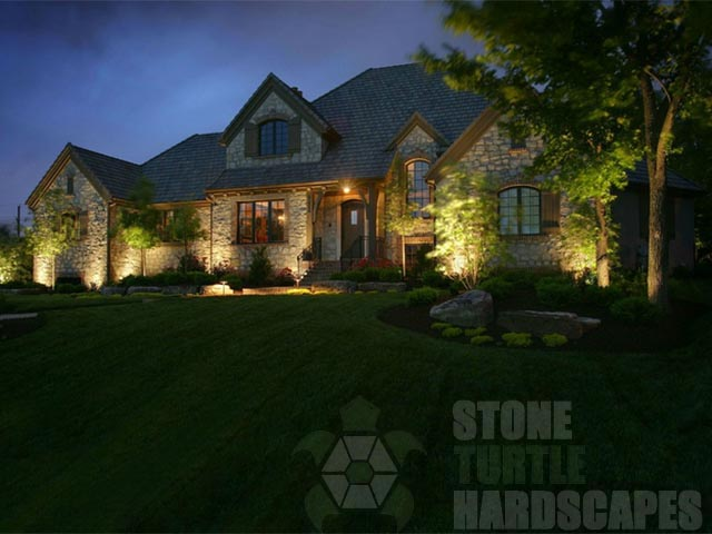 Portland Outdoor Lighting Adds Beauty and Security