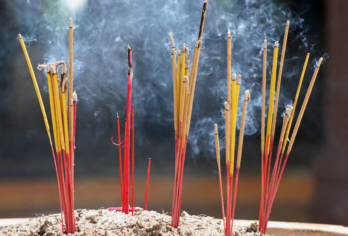 Effects Of Fragrant Incense