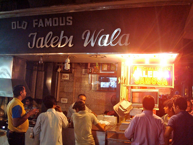 Eateries That Are A Must Try In Chandni Chowk