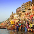 holy city of Varanasi