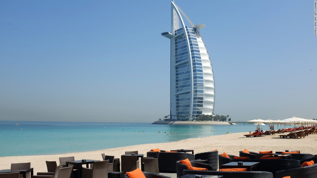 Dubai – The Must Visit City In The Middle East