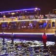 Enjoy Dubai dinner in floating restaurants