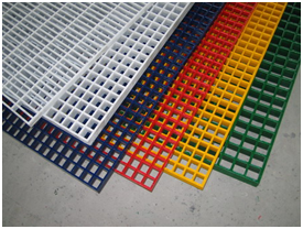 FRP Grating- Structure That Augments Safety In Buildings