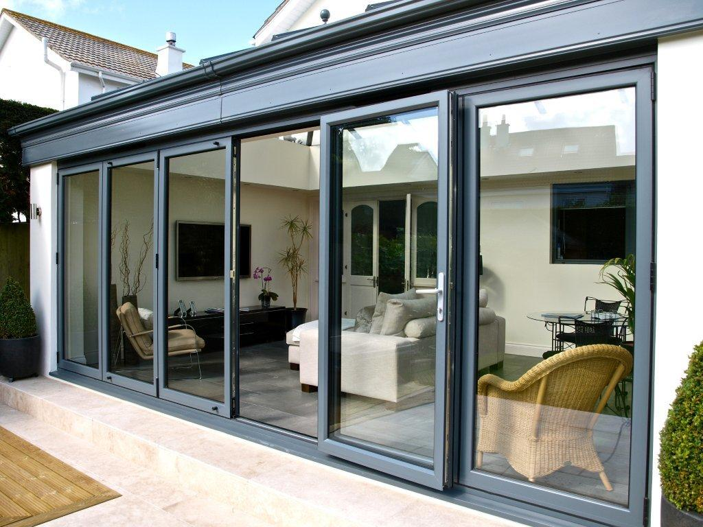 Why Aluminium Is The Right Choice For Your Bi-Folding Door