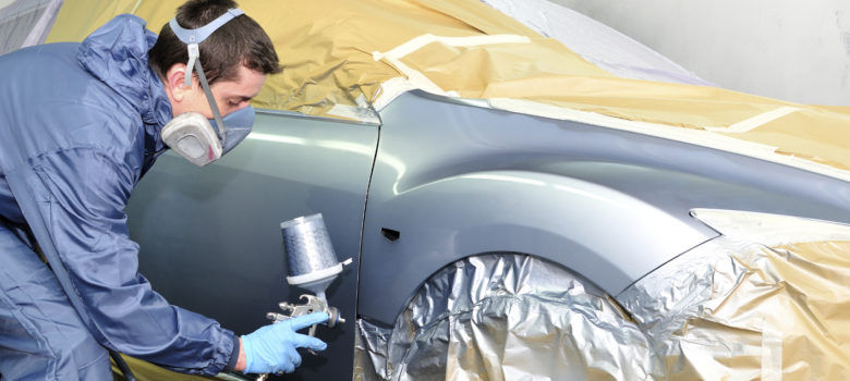 Understanding The Car Painting Process