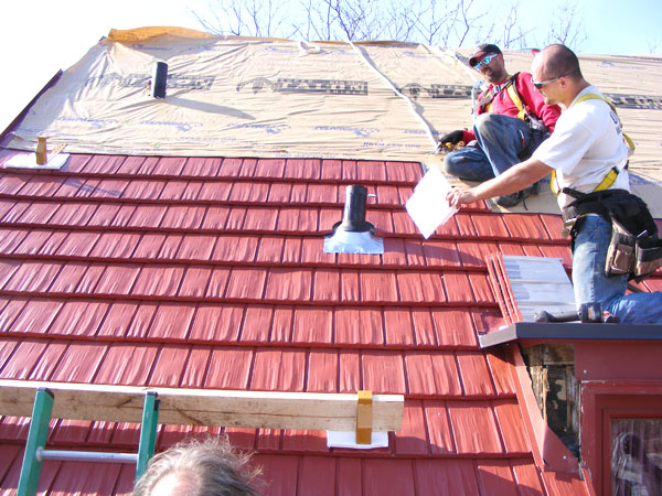 DIY Maintenance For Homeowners With Steel Roofing