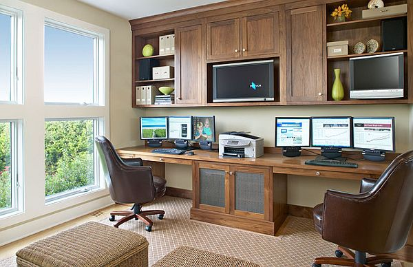 Turn A Room In Your Home Into The Perfect Office