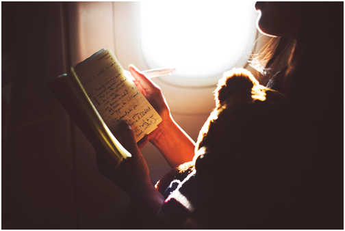 How To Keep Yourself Busy On The Plane