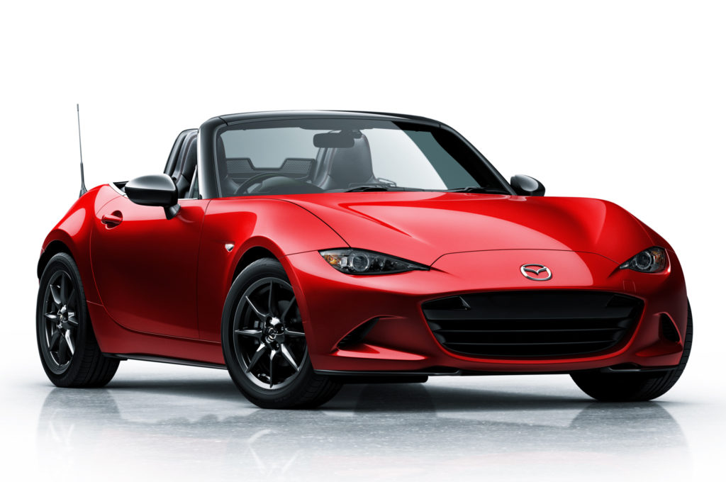 What You Should Expect With The 2017 Mazda Miata MX5 RF: Top Features