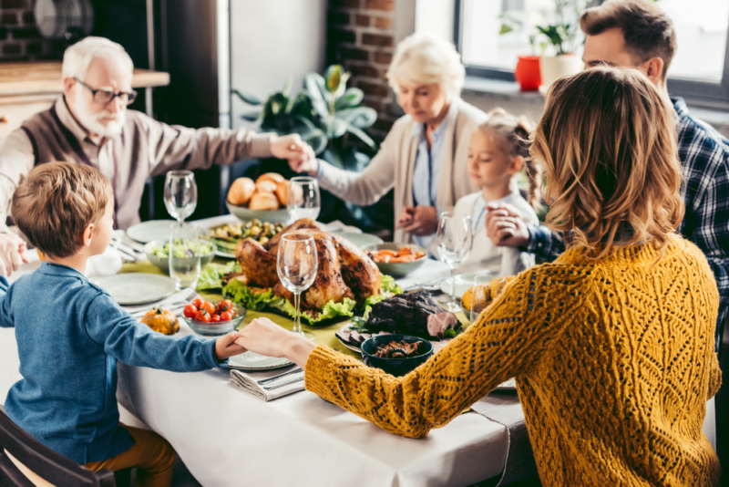 Fresh and Fun Thanksgiving Party Ideas