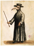 Plague Doctors – If They Turn Up, You're Ill