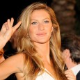 Gisele Bundchen internationally top-gaining model