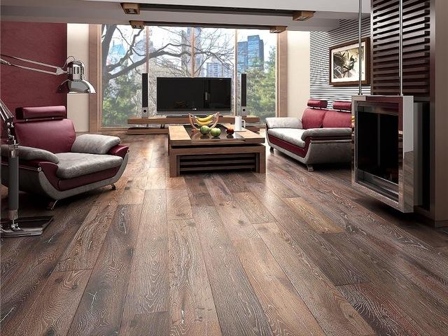 Engineered Vs. Solid Wood Flooring
