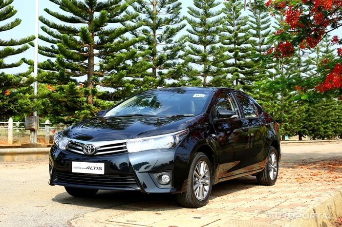 Toyota Corolla Altis – A Brand-new Avatar