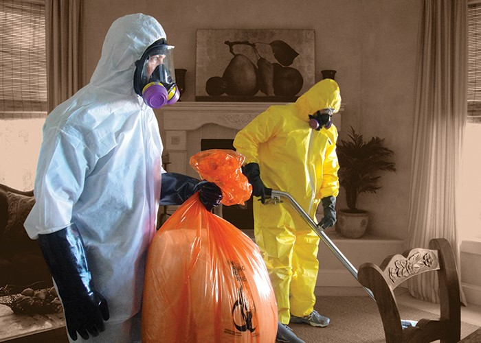Damage Control Inc -  Offers Highly Professional and Skilled Crime Scene Clean Up Services