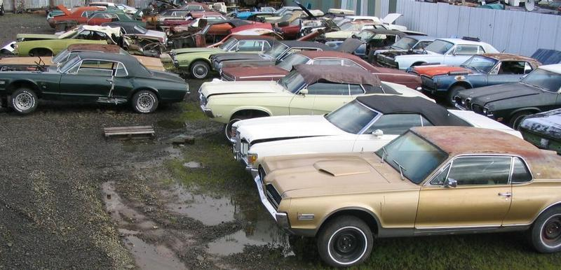 5 Benefits Of Visiting A Salvage Yard