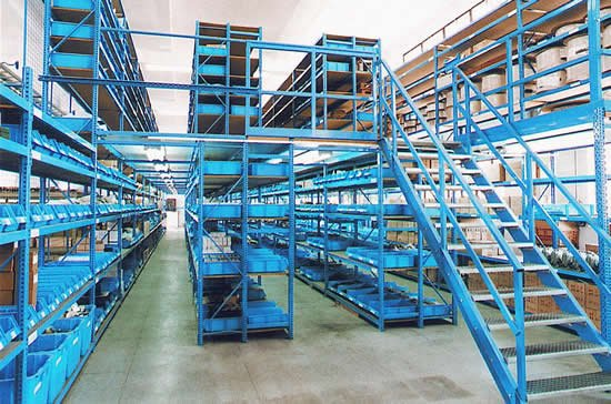 What Is A Mezzanine And How Can My Warehouse Benefit From One