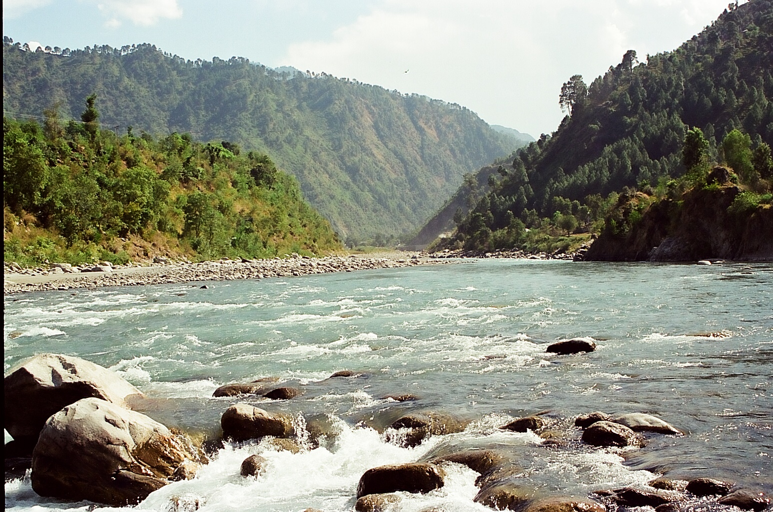 Chamba - A Tranquil Town In Himachal Pradesh and Host To Some Of The Most Colorful and Exuberant Fairs