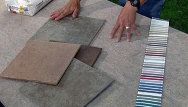 DIY Cement Tile Installation