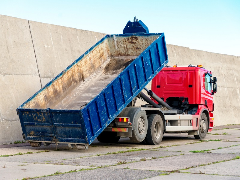 Types Of Services Offered By Waste Removal Companies