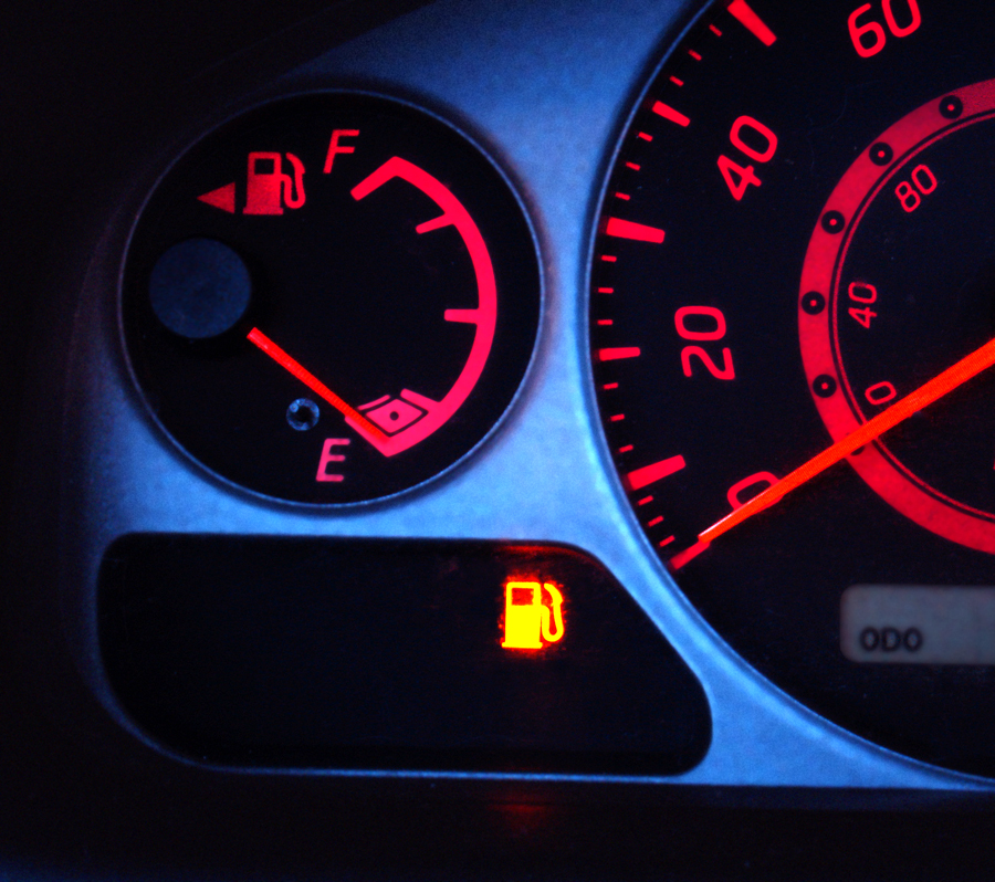 How Much Gas Do You Really Have Left?