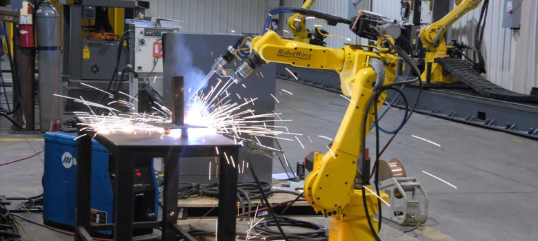 The Use Of Robots and Automation In Welding