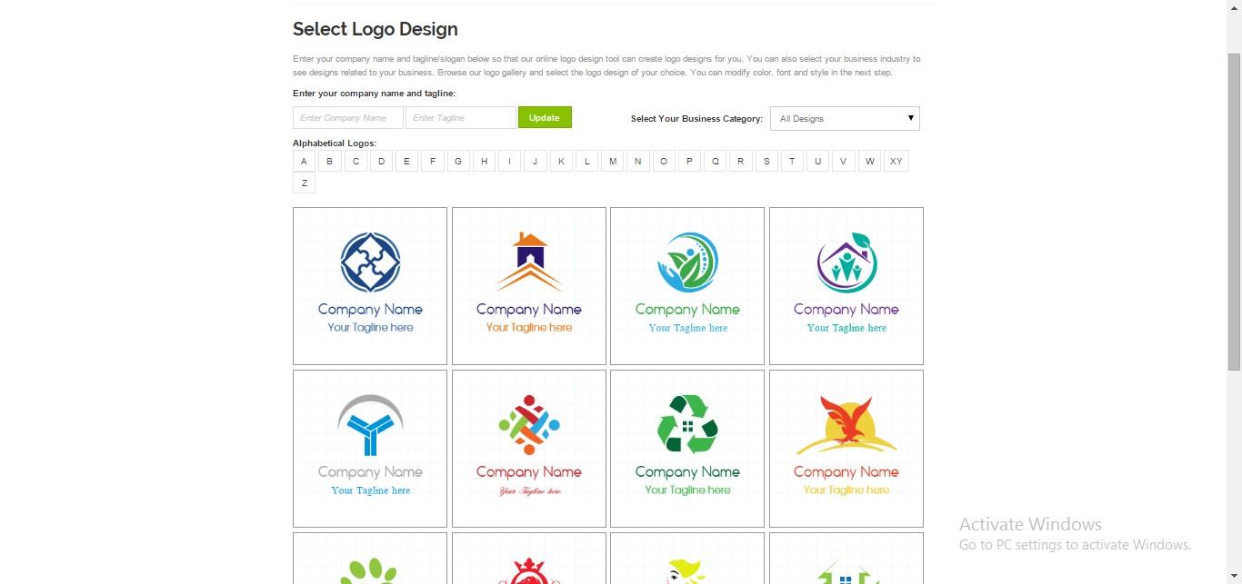 Professional Logo Design Maker – Download Vector Files Instantly