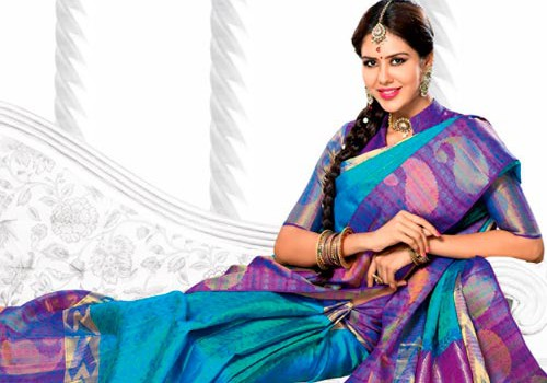 Fabulous Bollywood Fashions South Silk Sarees