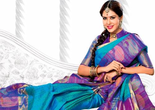 Fabulous Bollywood Fashions South Silk Sarees