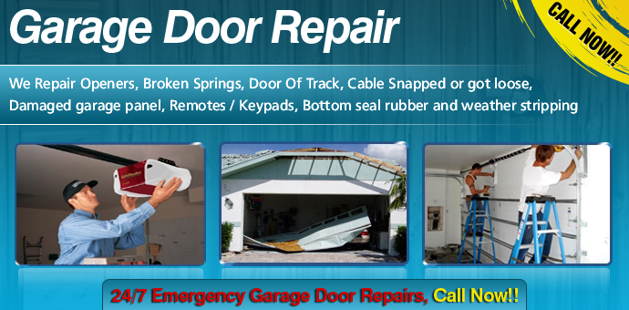 Keeping Your Home Safe With The Professional Garage Door Repair Services