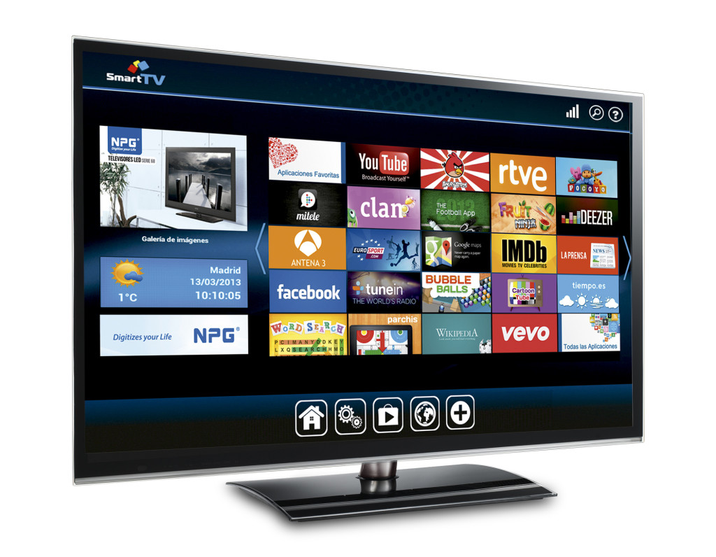 Top 5 Smart TVs Worth Buying In 2016