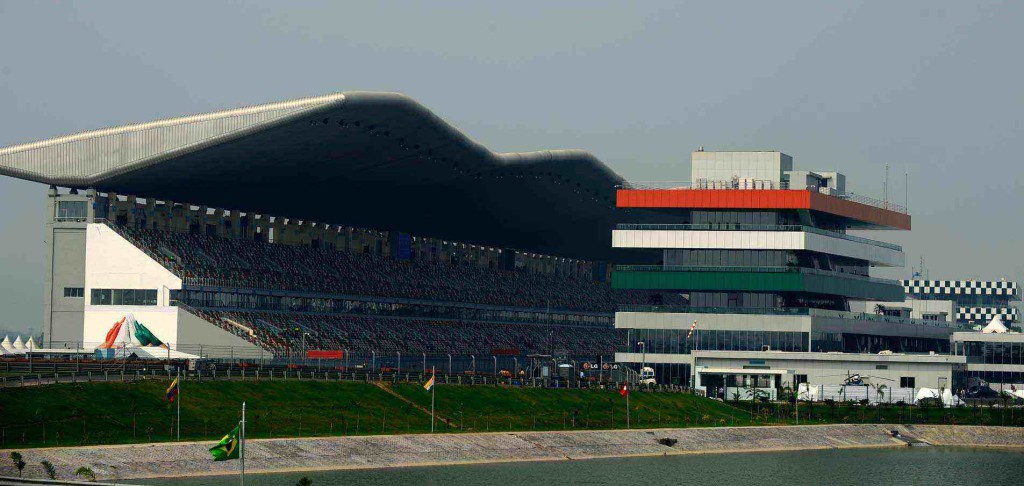 It's All About Adrenaline At Buddh International Circuit
