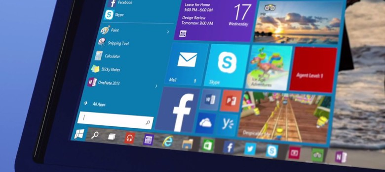 10 features of Windows 10