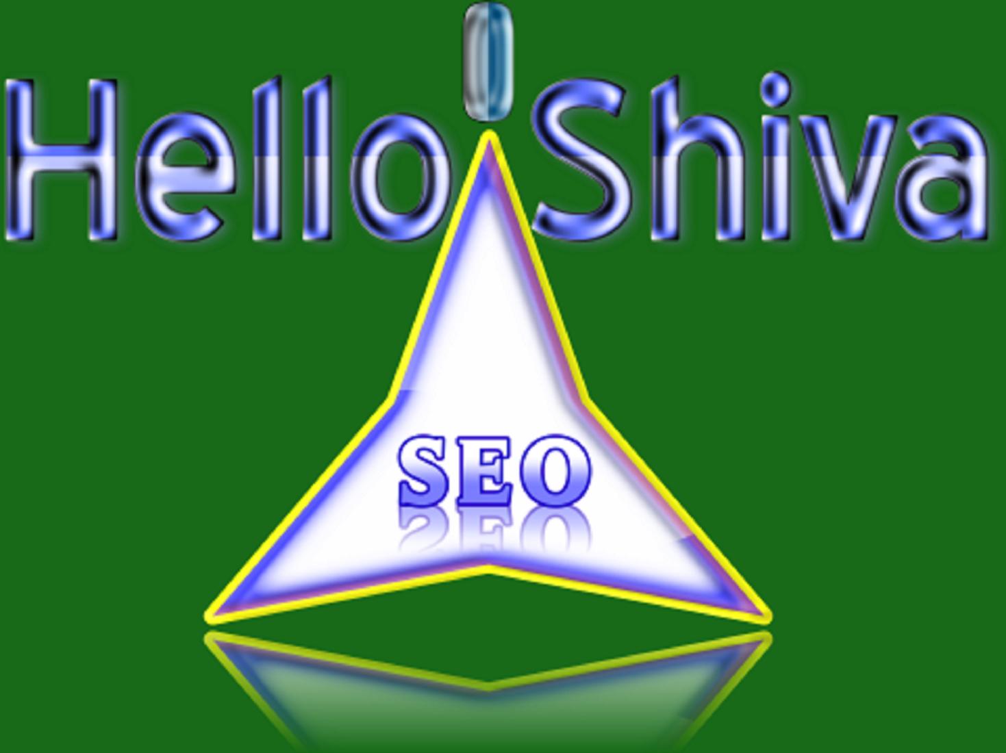 HelloShiva Seo